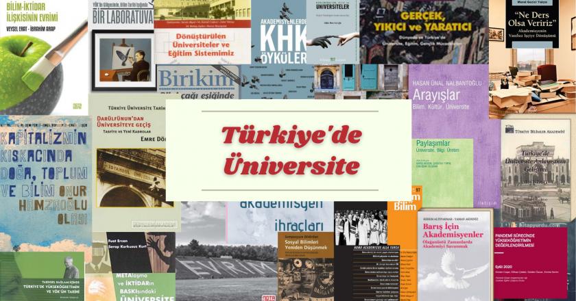 Türkiye'de Üniversite: Kolektif Bibliyografya Çalışması